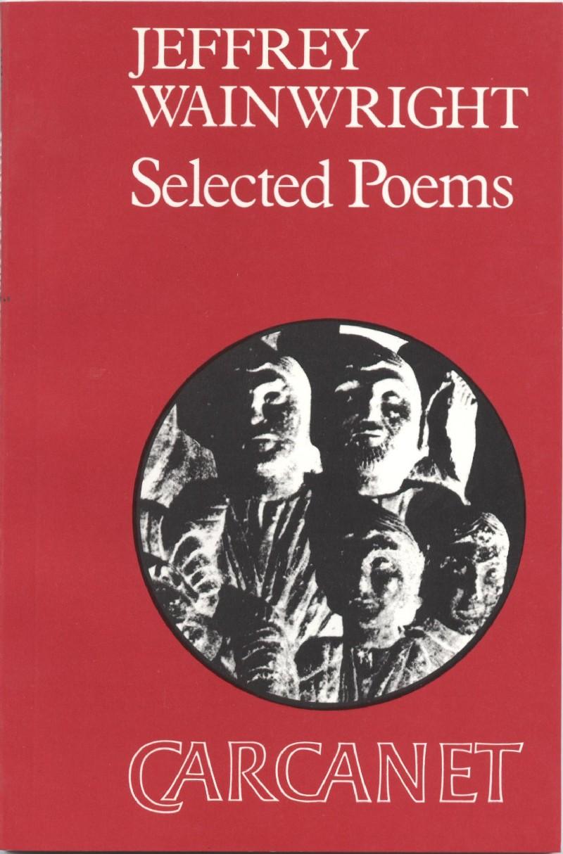 Jeffrey Wainwright Poet Poetry The Reasoner Academic